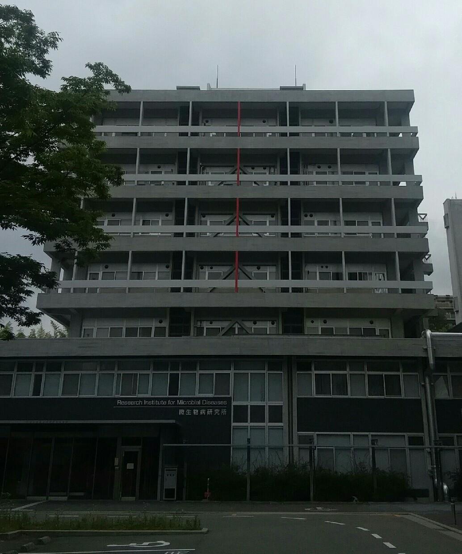 またもやお邪魔してました~@大阪大学_a0004752_11183462.jpg