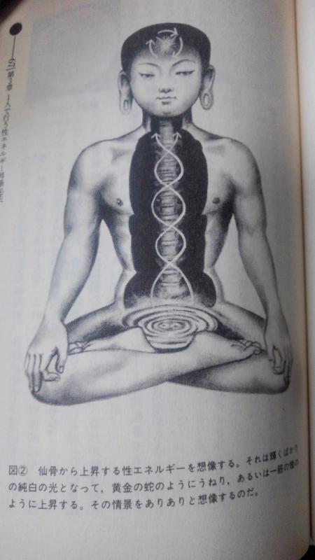 性エネルギー昇華を毎日実践する者は「 神に成る道 」を歩んでいるが、毎日性エネルギーを消耗する者は、果てしなく獣に堕ちていく!_d0241558_16192648.jpg