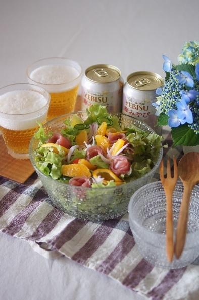 ビールのお供_f0314272_19555245.jpg