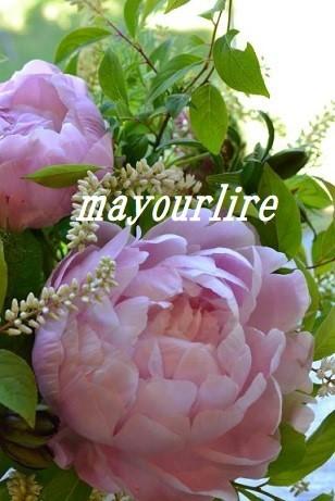 5月 マユールライラ テーブルコーディネート&フラワー教室 フラワー編_d0169179_23011235.jpg