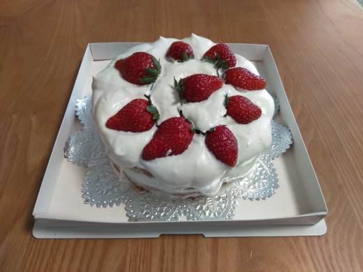 昨日はプライベートケーキ教室_d0031682_15462279.jpg