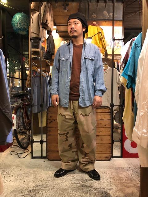 雨の日の戦闘服!!(大阪アメ村店)_c0078587_22353451.jpg