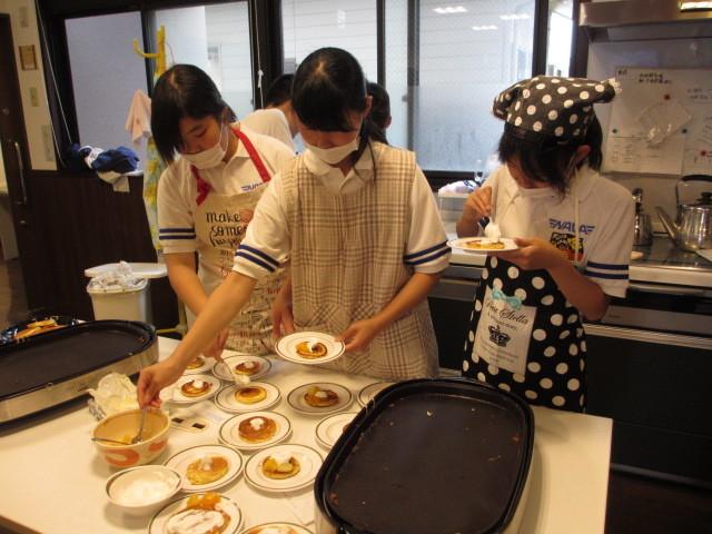 ホットケーキ作り_a0158095_13260233.jpg