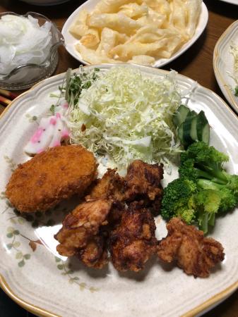 鶏の唐揚げ_d0235108_23242051.jpg