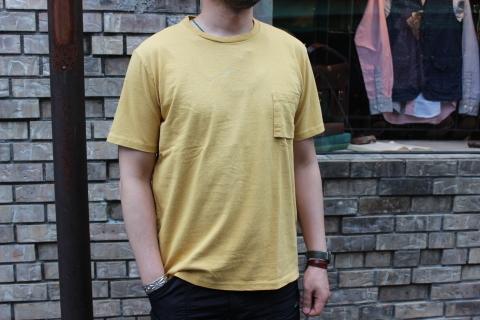 "Jackman コスパ最高の\""FREEMAN別注 Pocket T-shirt\"" ご紹介_f0191324_07333742.jpg"