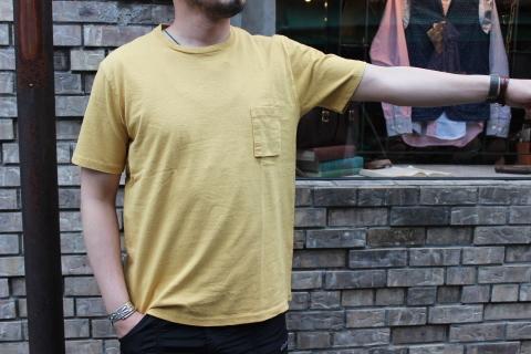 "Jackman コスパ最高の\""FREEMAN別注 Pocket T-shirt\"" ご紹介_f0191324_07334490.jpg"