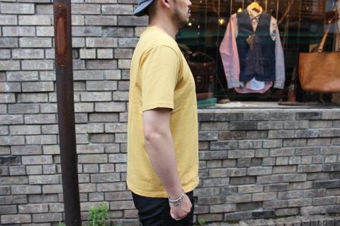 "Jackman コスパ最高の\""FREEMAN別注 Pocket T-shirt\"" ご紹介_f0191324_07335277.jpg"