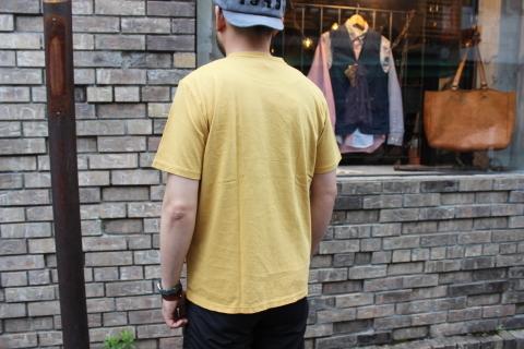 "Jackman コスパ最高の\""FREEMAN別注 Pocket T-shirt\"" ご紹介_f0191324_07335881.jpg"