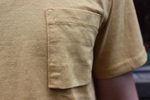 "Jackman コスパ最高の\""FREEMAN別注 Pocket T-shirt\"" ご紹介_f0191324_07341187.jpg"