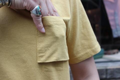 "Jackman コスパ最高の\""FREEMAN別注 Pocket T-shirt\"" ご紹介_f0191324_07341829.jpg"