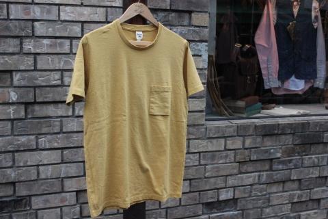 "Jackman コスパ最高の\""FREEMAN別注 Pocket T-shirt\"" ご紹介_f0191324_07343332.jpg"