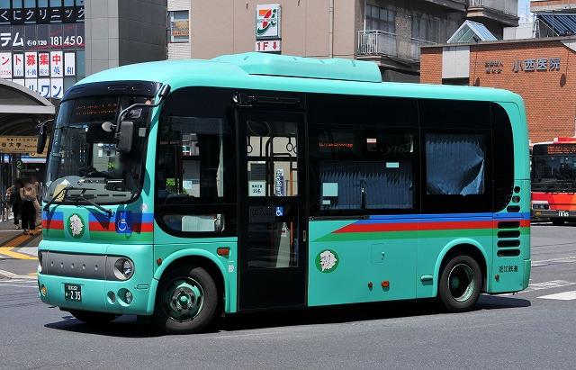 近江鉄道~ポンチョ_a0164734_1954511.jpg
