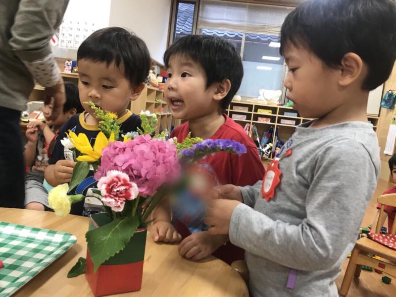 子どもの日・花の日礼拝_f0324461_20291716.jpg