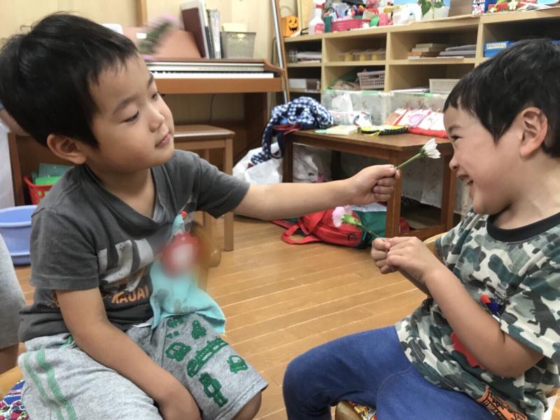 子どもの日・花の日礼拝_f0324461_20293201.jpg