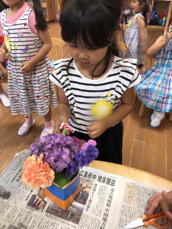 子どもの日・花の日礼拝_f0324461_20310931.jpg