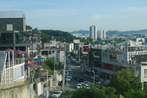 清州でマストな観光地 スアムゴル ②絶景の見えるカフェ_a0140305_02352396.jpg