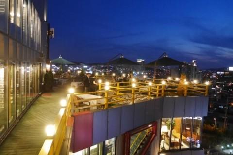 清州でマストな観光地 スアムゴル ②絶景の見えるカフェ_a0140305_02405171.jpg