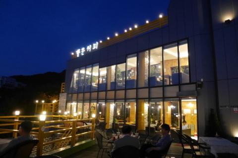清州でマストな観光地 スアムゴル ②絶景の見えるカフェ_a0140305_03280748.jpg