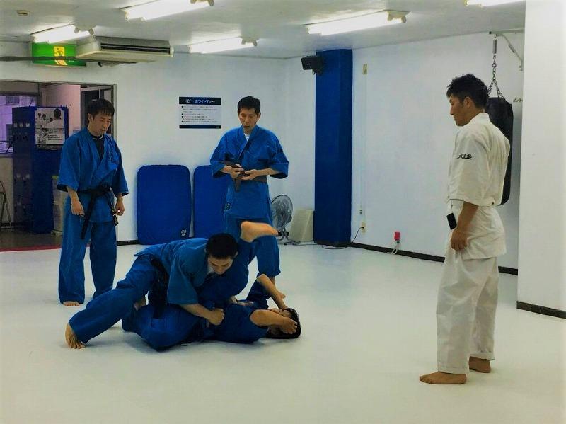 タシナミノ空道ライフ_d0084118_00314507.jpg