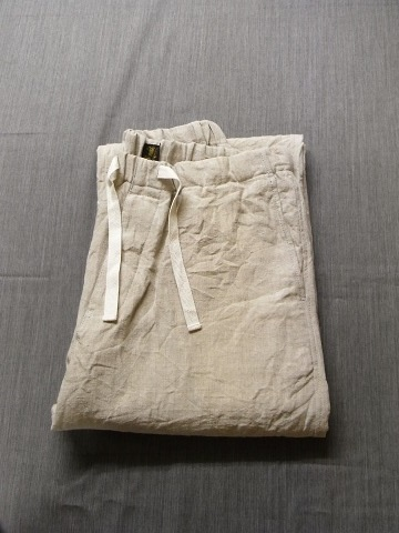 da heavylinen easy pants_f0049745_19171459.jpg