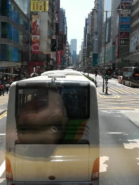 過海隧道巴士102號@水渠道→筲箕灣巴士總站_b0248150_07265172.jpg