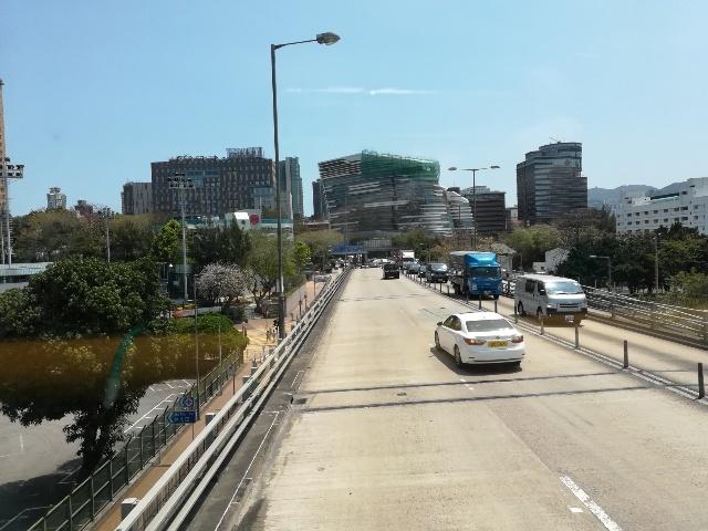 過海隧道巴士102號@水渠道→筲箕灣巴士總站_b0248150_07401356.jpg