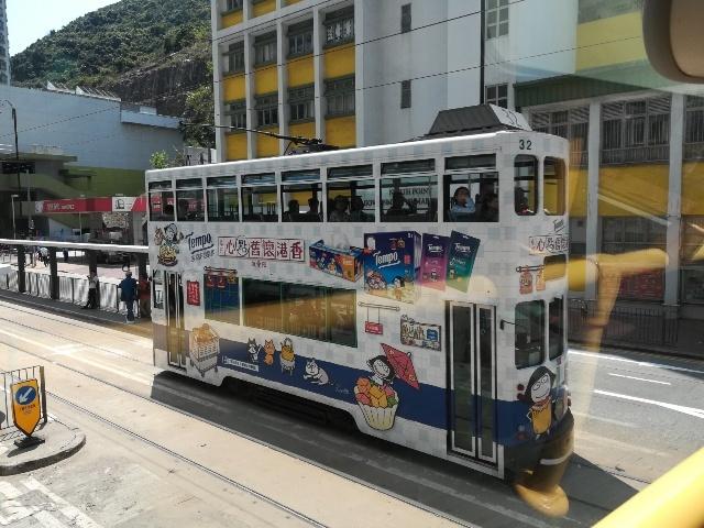 過海隧道巴士102號@水渠道→筲箕灣巴士總站_b0248150_07432907.jpg