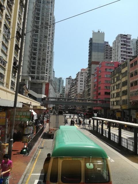 過海隧道巴士102號@水渠道→筲箕灣巴士總站_b0248150_07480364.jpg