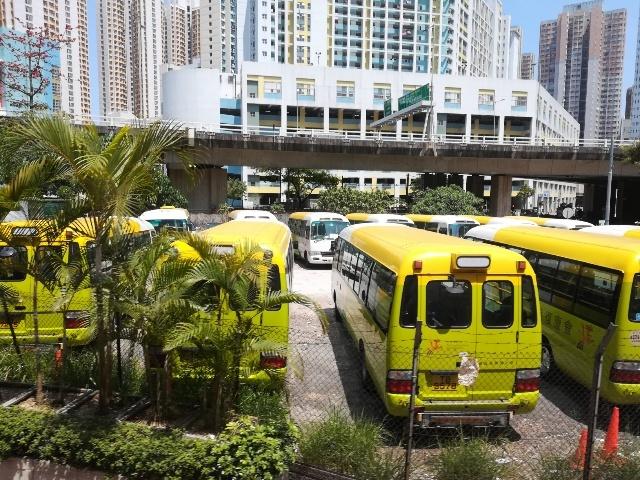 過海隧道巴士102號@水渠道→筲箕灣巴士總站_b0248150_07494815.jpg