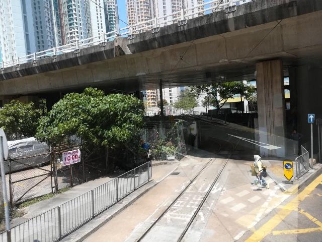 過海隧道巴士102號@水渠道→筲箕灣巴士總站_b0248150_07503138.jpg