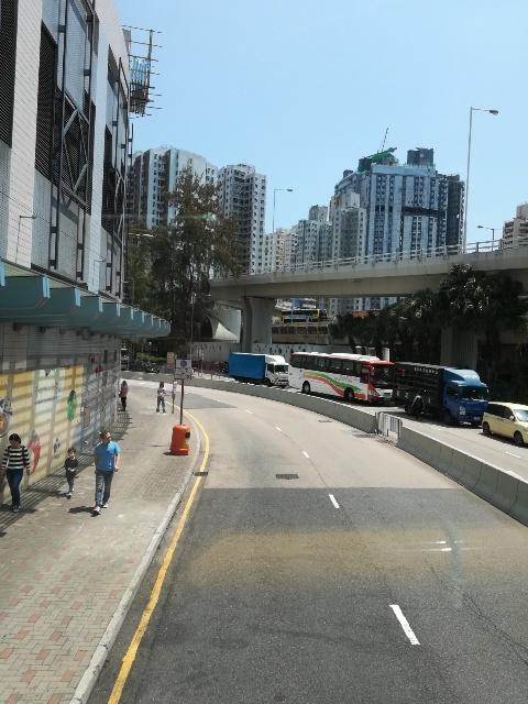 過海隧道巴士102號@水渠道→筲箕灣巴士總站_b0248150_07520121.jpg