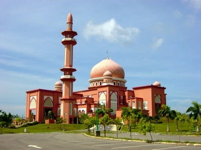 ボルネオ島の最も美しいモスク_a0132757_11135284.jpg