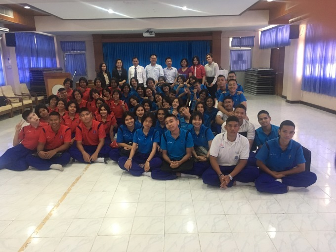 タイ深南部Ha?jay の学校_b0100062_10434521.jpg