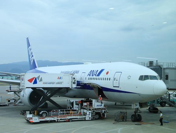 渡良瀬橋へ行く旅 ANA 伊丹空港_d0202264_16334836.jpg