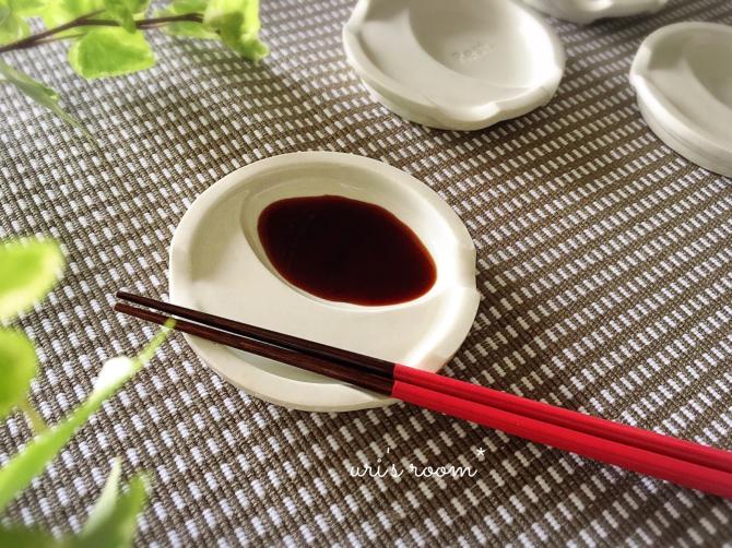 食卓が楽しくなる便利な箸置き!それから…夏の常備菜!_a0341288_20075739.jpg