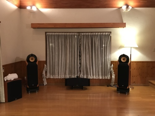 リビングシアター強化!VitusAudio RI-100設置☆_c0113001_23132832.jpg