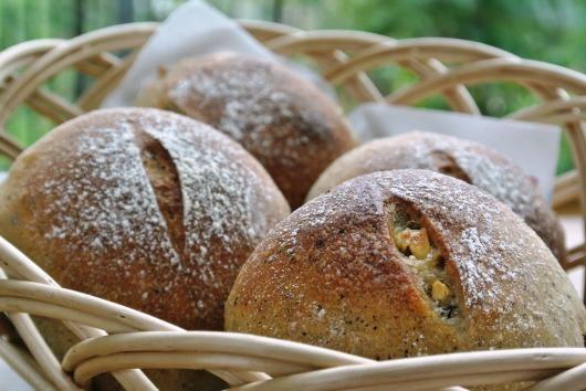 手作りパンを楽しもう♪~シンプルな素材で毎日食べたい、アレンジできる食事パン~】を開催しました♪_d0298850_14502190.jpg