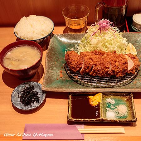 料理の風景 特ひれかつ定食_b0133053_01055771.jpg