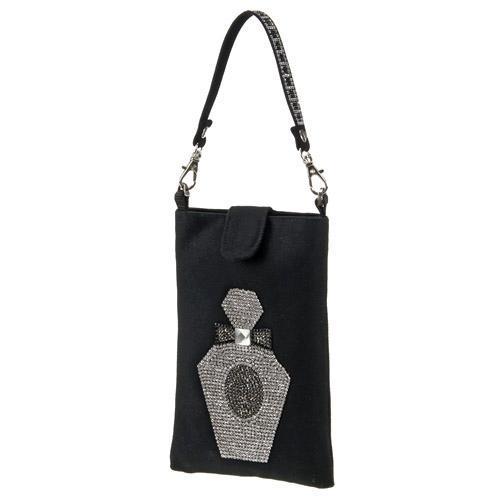 素敵なラインストーン香水瓶柄がポイントです~❤_f0029571_12293514.jpg