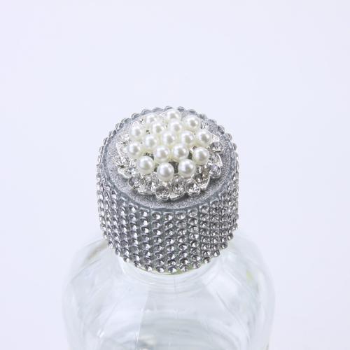 素敵なラインストーン香水瓶柄がポイントです~❤_f0029571_12485344.jpg