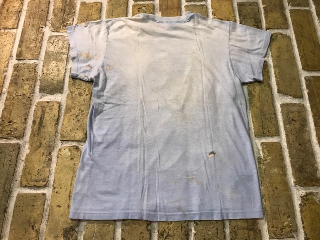 神戸店6/13(水)Vintage入荷! #5 Vintage T-Shirt Part1!Hanes!!!_c0078587_17535039.jpg