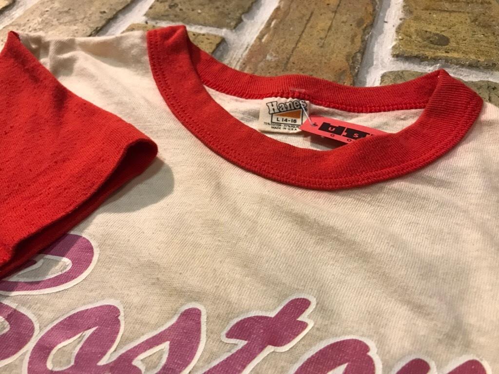 神戸店6/13(水)Vintage入荷! #5 Vintage T-Shirt Part1!Hanes!!!_c0078587_18001713.jpg