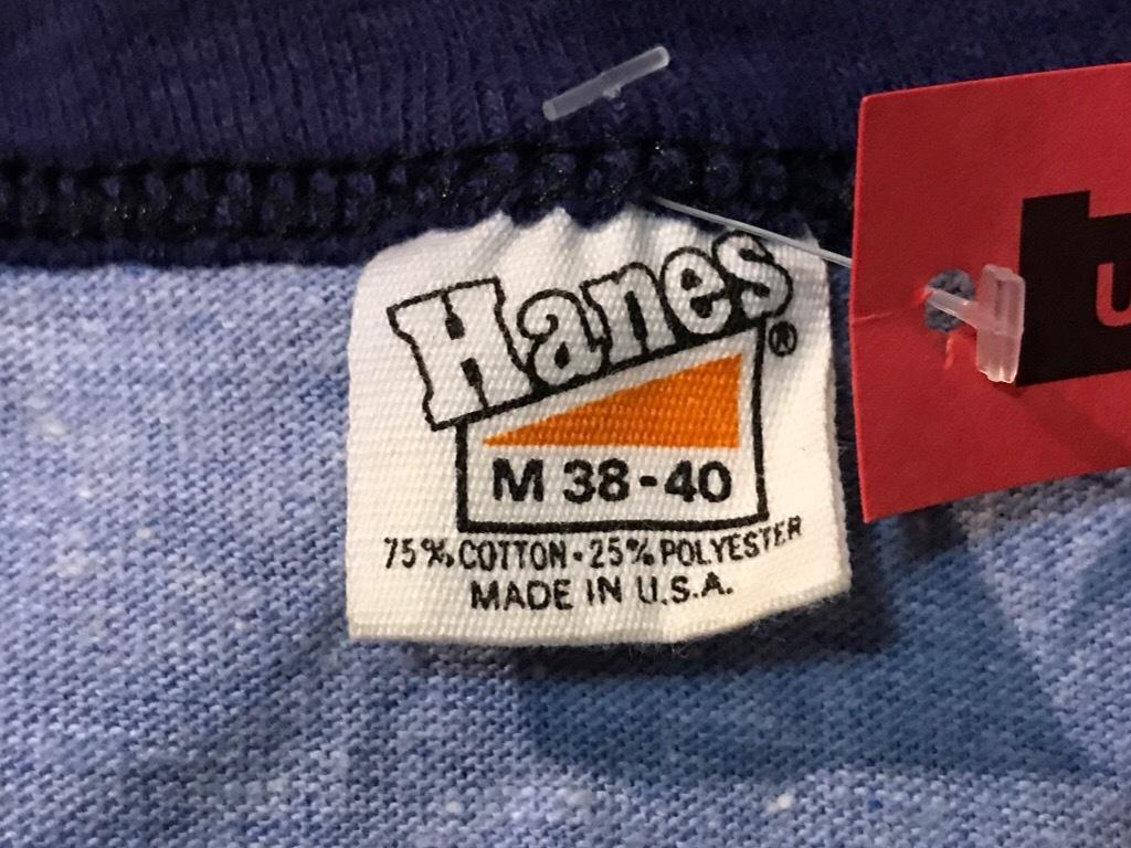 神戸店6/13(水)Vintage入荷! #5 Vintage T-Shirt Part1!Hanes!!!_c0078587_18015550.jpg