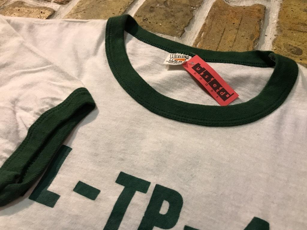 神戸店6/13(水)Vintage入荷! #5 Vintage T-Shirt Part1!Hanes!!!_c0078587_18021767.jpg