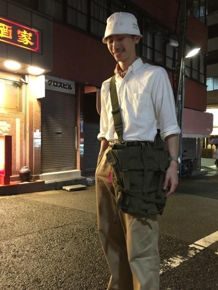 神戸店6/13(水)Vintage入荷! #4 Military Item!!!_c0078587_20120901.jpg