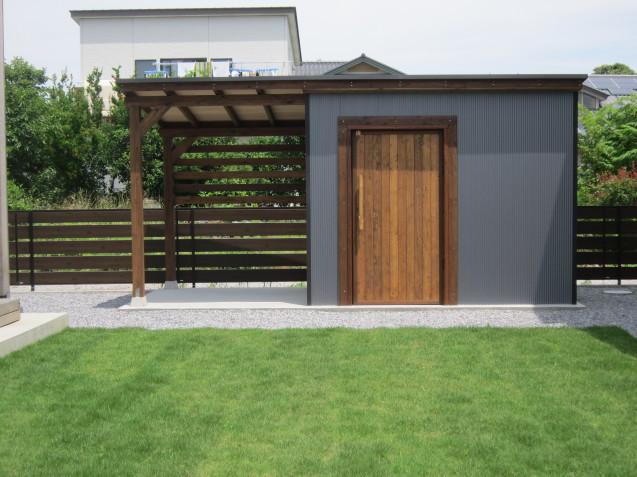 群馬太田市 O 邸 完成しました( *´艸`)  お洒落なお庭作りはGarden Flowにお任せください!_e0361918_14110348.jpg
