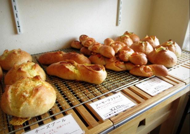 La boulangerie Lien / パン屋りあん * 絆を大切にするパン屋さん♪_f0236260_02103277.jpg