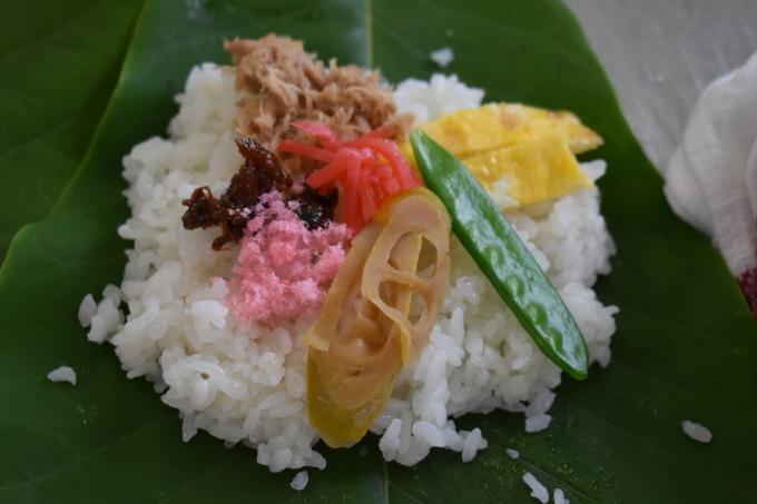 中学校で行われた郷土料理体験に参加してきました_c0238069_15180933.jpg