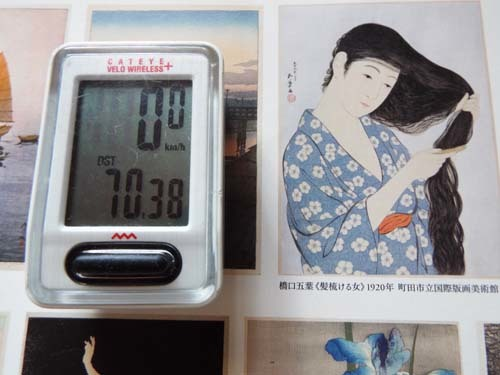ぐるっとパスNo.15 町田市立国際版画美術館まで見たこと_f0211178_19222724.jpg