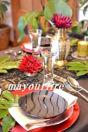 5月 マユールライラ テーブルコーディネート&フラワー教室 テーブル編_d0169179_23292971.jpg